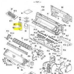 MANDO DAIKIN 1655629 REMOTE CONTROL ARC433A39