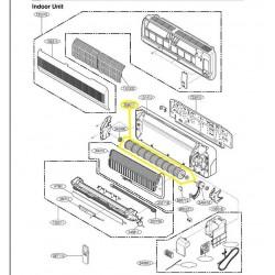 Turbina LG 5901A20037A