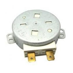 Motor del plato para microondas whirlpool 2, 5-3 - rpm 3W eje 9mm en plastico 1 chaflan 4812-361-58369