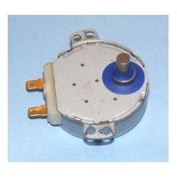 Motor microondas 2, 5/3rpm, 2-CHAFLANES eje metal de 7/2, 5mm. altura del eje 11mm. 220/240v 2, 5w