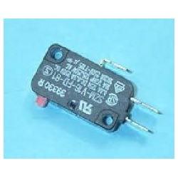 Microrruptor gde c/palanca 10A