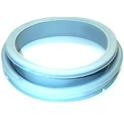 Goma escotilla Indesit, Ariston, 057932, AB63SP, w 104SP, cuba de PLASTICO.