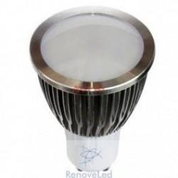 Bombilla Led Calidad Dicroica Aluminio 260V 5W Calido barata ahorro energético