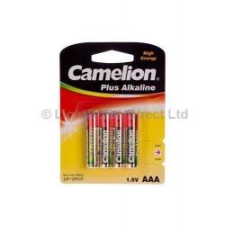 Camelion plus Alkaline 1.5v AAA