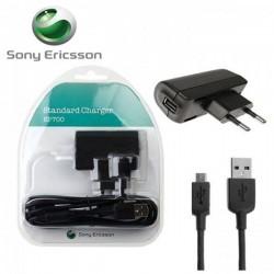 Cargador Estándar Sony Ericsson Incorporating Micro B conector