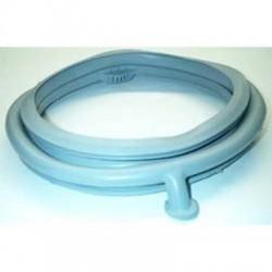 Goma escotilla Fagor, Whirlpool, new pol 404001000 , 140001, serie 900, con tubo, 1000rpm.(TIPO alto )