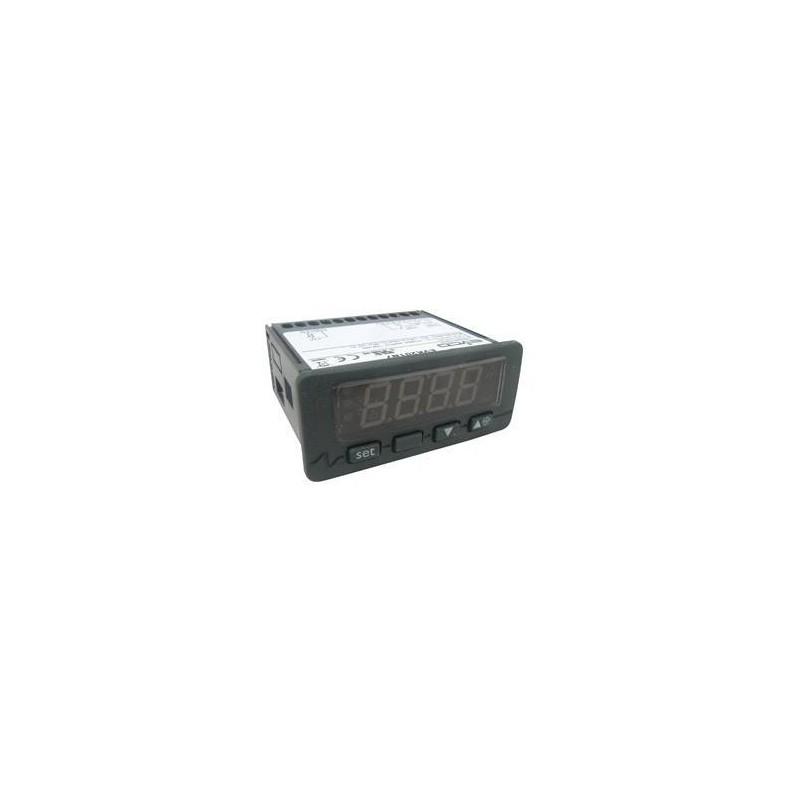 Termostato digital simple para la gestion de unida des refrigerantes estaticas EVK201