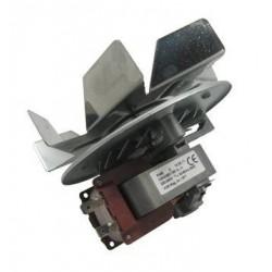 Kit completo motor + aspas + tuerca horno Smeg 79 5210620 + 039290137 + 90261034