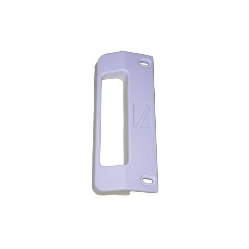Tirador de puerta blanco aeg 2063368019 - Tirador puerta cristal ...