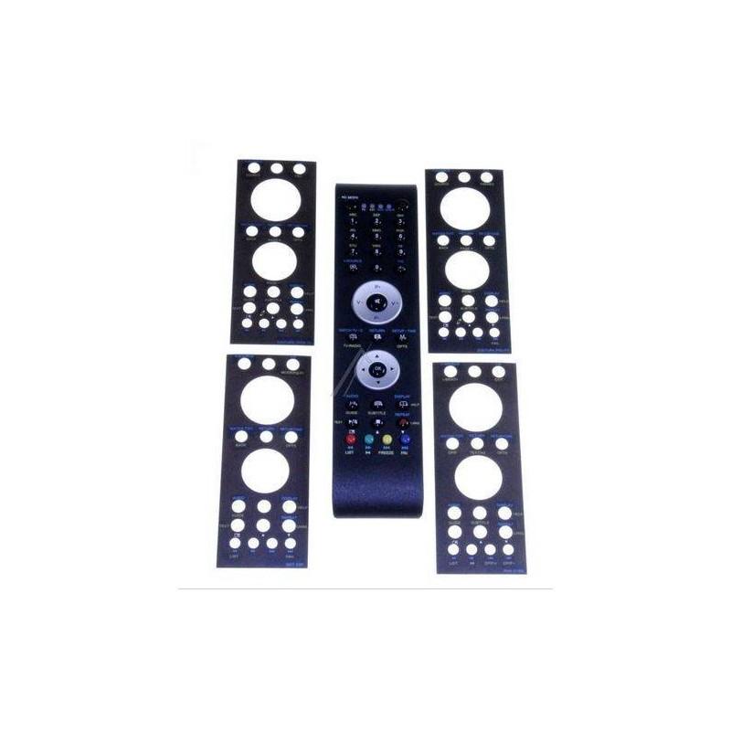 RC1110 MANDO A DISTANCIA 1110 UNIVERSAL(LEDLI) DTV 30054273 VESTEL