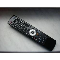 mando para tv 2 en 1 programado en taller con todas las funciones