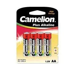 pilas camelion plus alkalinas 4 PILAS AA