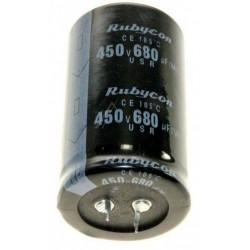 680UF-450V CONDENSADOR ELECTROLÍTICO 35X50