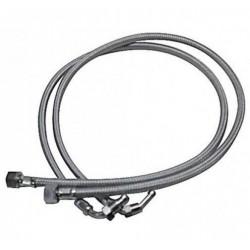 TUBO CONEX. STA 3/8x1/4 H-M 900mm