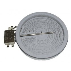 1054111004 PLACA RADIANTE 1200W DIAM.140MM