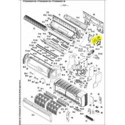MOTOR VENTILADOR UNIDAD INTERIOR DAIKIN 5010287