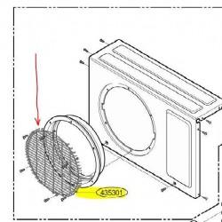 Rejilla Unidad Exterior 3530A10059H