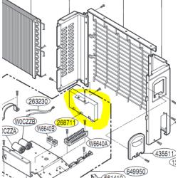 PLACA ELECTRONICA LG EBR31435604 M21AH