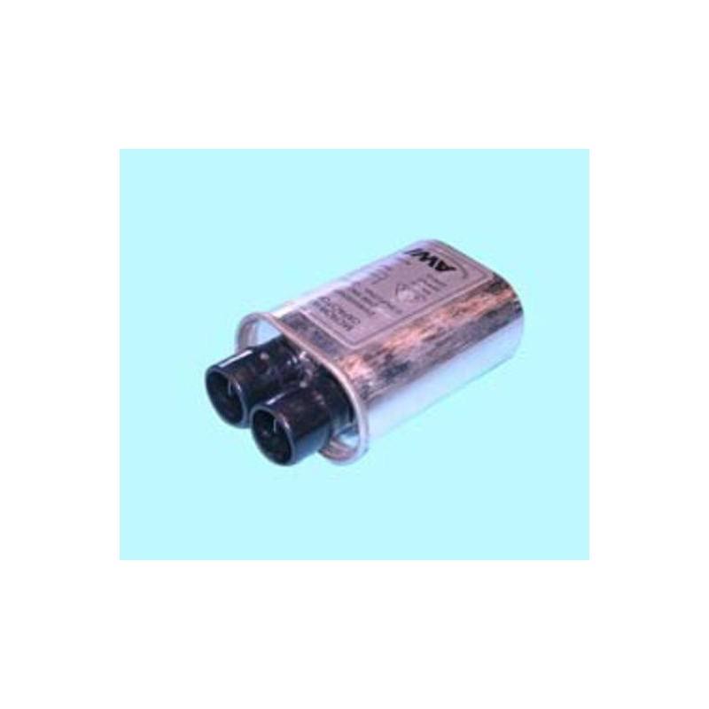 condensador microondas